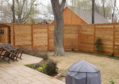 Cedar Fence Gallery